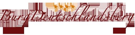 Burg Deutschlandsberg Logo